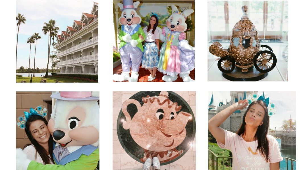 DISNEY | MY EASTER AT DISNEY