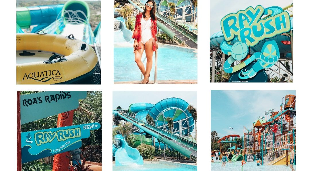 AQUATICA | RAY RUSH IS NOW OPEN | RAY RUSH INAUGURA