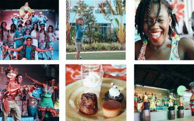 LOEWS SAPPHIRE FALLS RESORT | CARIBBEAN CARNAVAL DINNER
