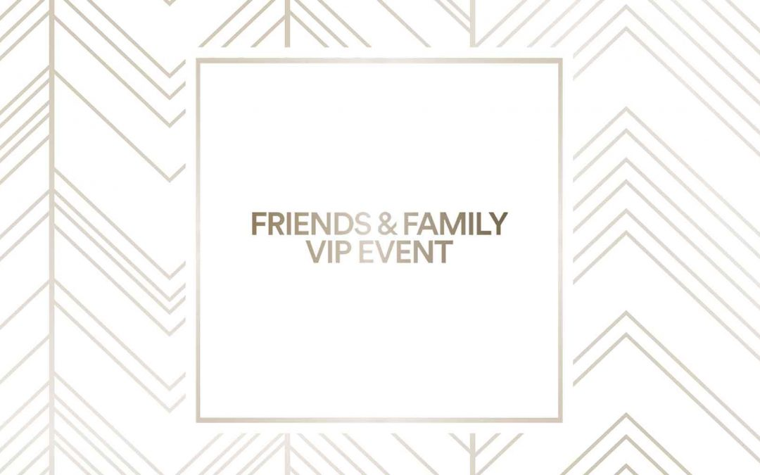 ORLANDO VINELAND PREMIUM OUTLETS | FRIENDS & FAMILY VIP EVENT