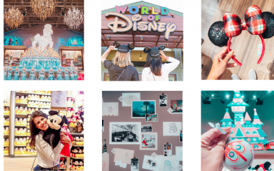 DISNEY | WORLD OF DISNEY STORE GRAND REVEAL