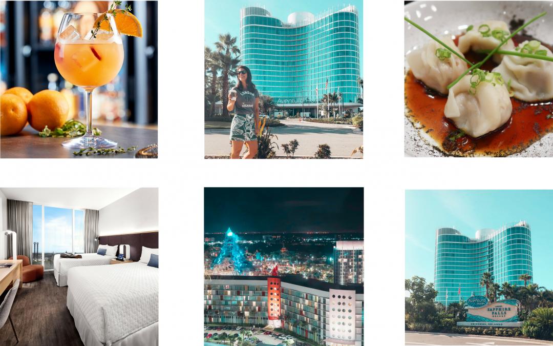 UNIVERSAL ORLANDO | NEW UNIVERSAL'S AVENTURA HOTEL