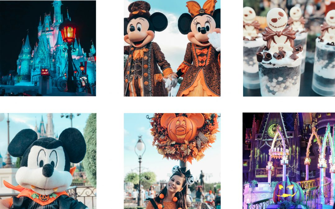 DISNEY | NEW AT MICKEY'S NOT-SO-SCARY HALLOWEEN PARTY 2018