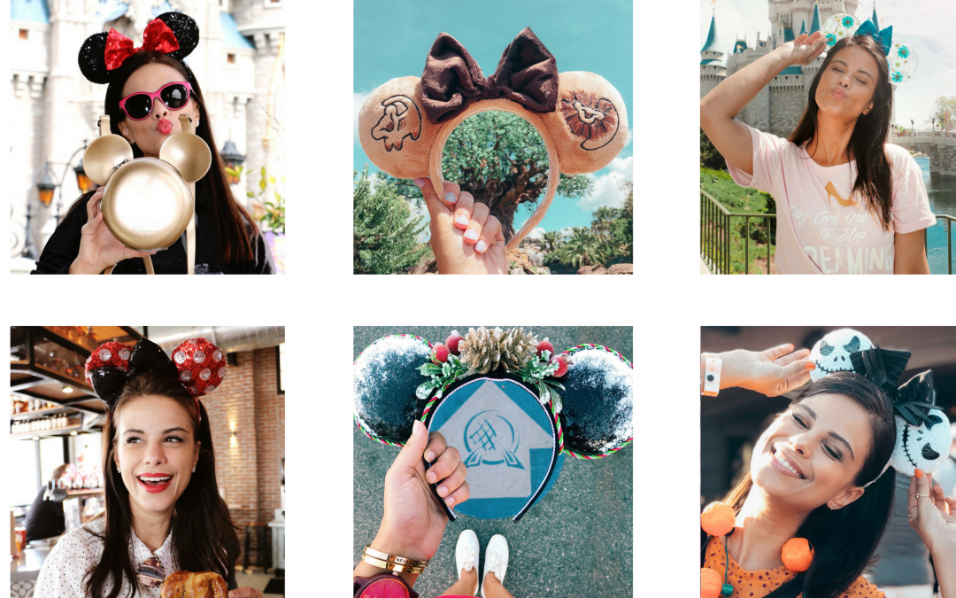 FASHION | MINNIE EARS