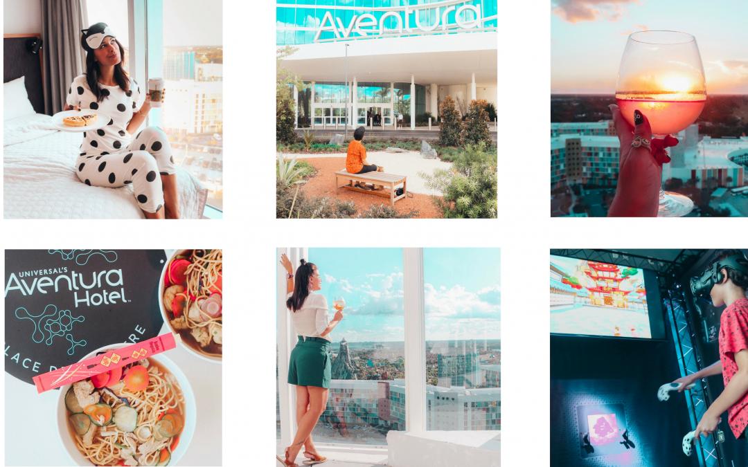 UNIVERSAL ORLANDO | UNIVERSAL'S AVENTURA HOTEL REVIEW