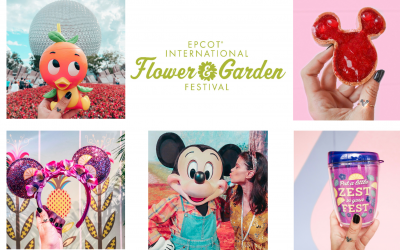 DISNEY | KNOW BEFORE YOU GO TO EPCOT INTERNATIONAL FLOWER AND GARDEN 2019