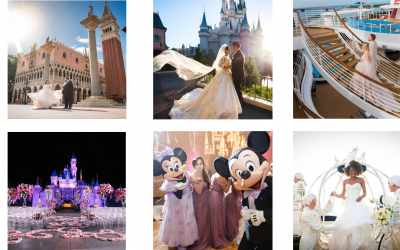 DISNEY | HOW TO PLAN A WEDDING AT DISNEY, NO MATTER HOW FAR YOU LIVE