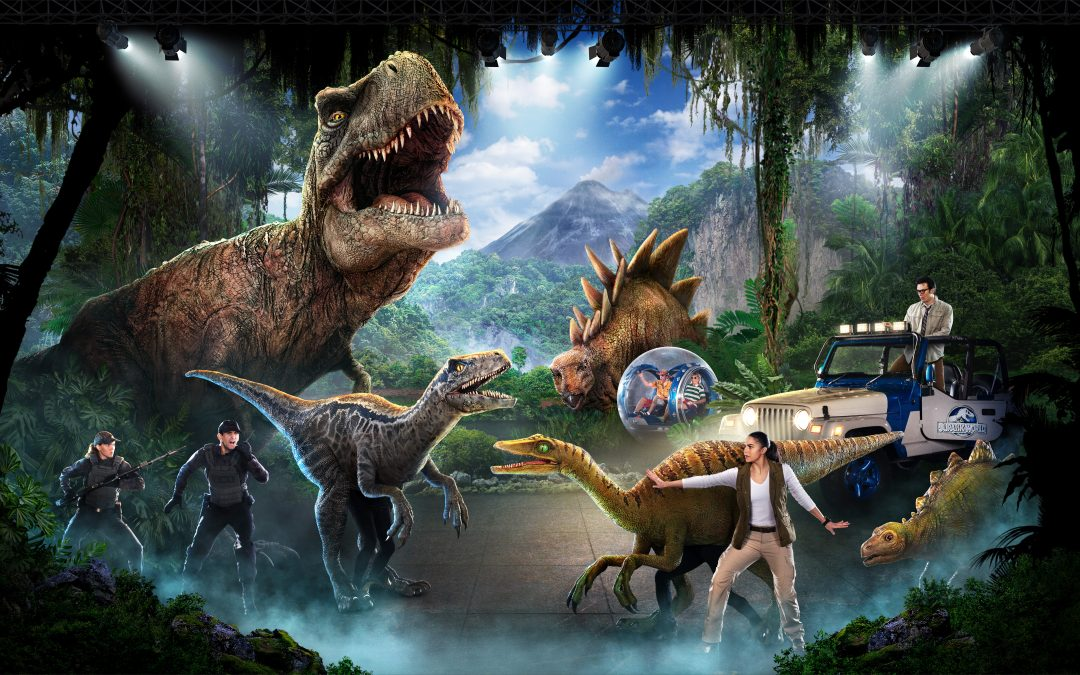 Jurassic World Live Tour is coming to Orlando