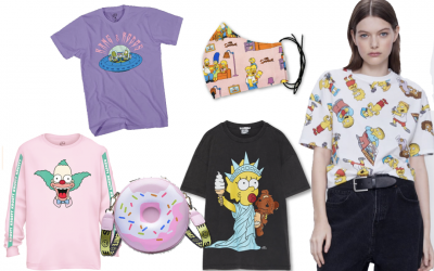 THE SIMPSONS OUTFIT IDEAS