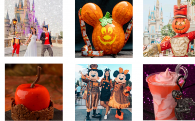 5 REASONS TO BE EXCITED ABOUT DISNEY WORLD HALLOWEEN 2020