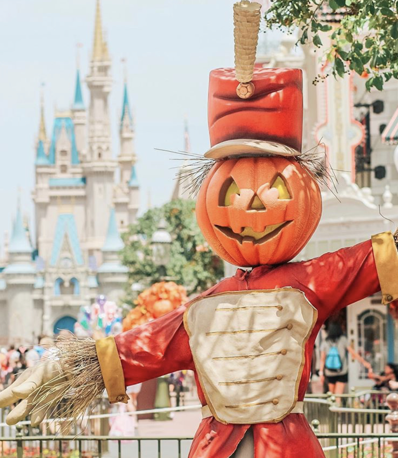 Disney World Halloween MNSSHP