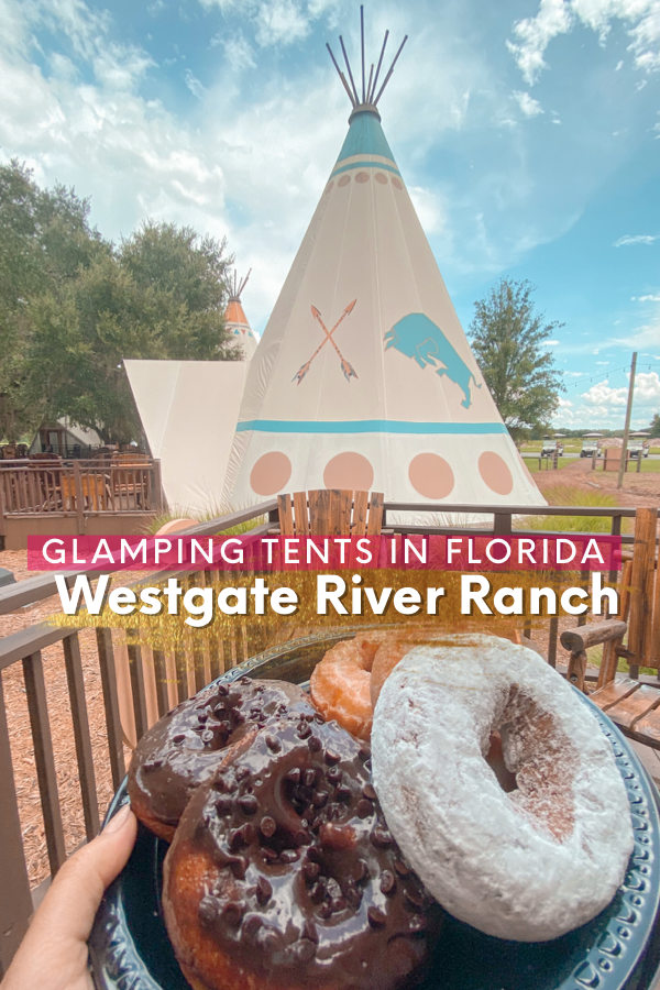 Westgate River Ranch Glamping Tents