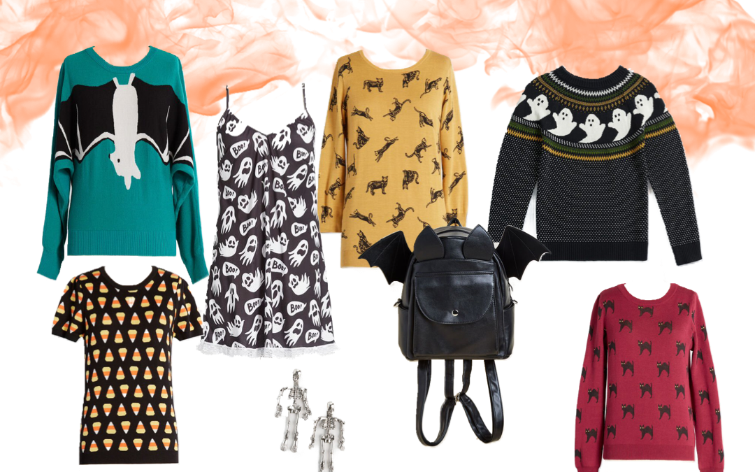New ModCloth Halloween Collection