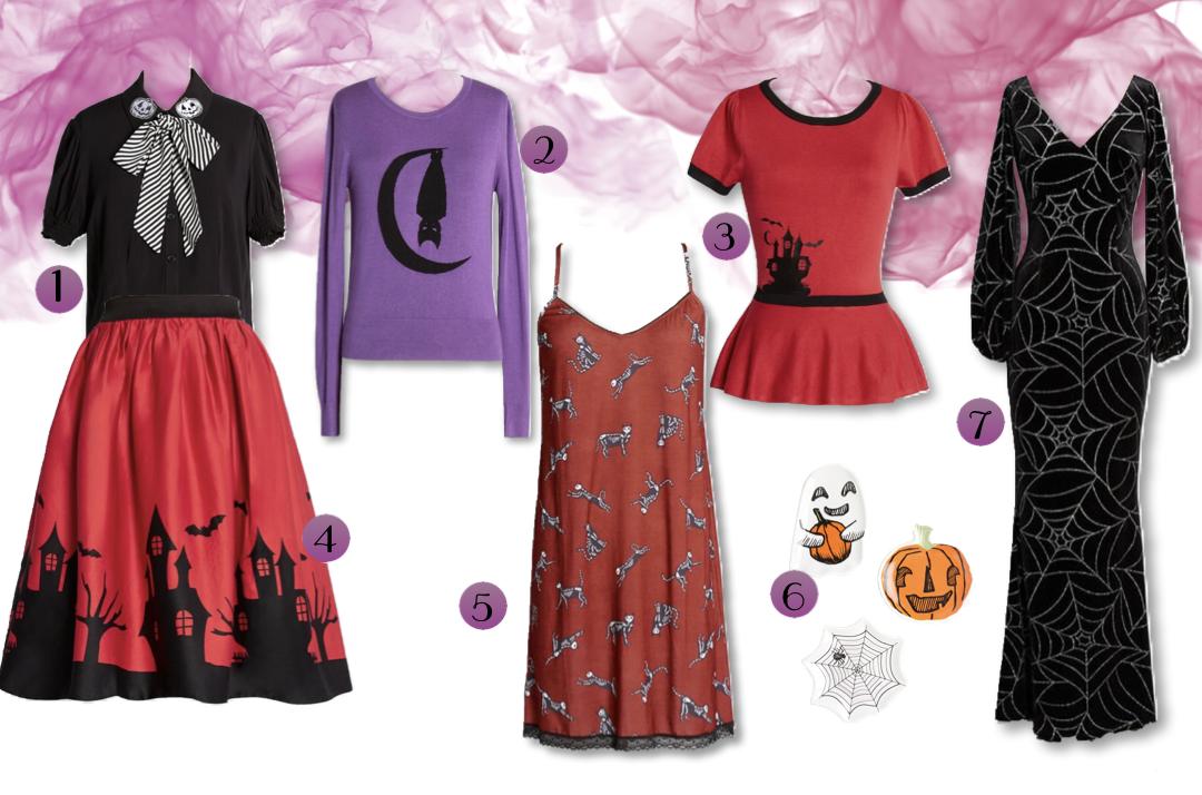 ModCloth Halloween Collection
