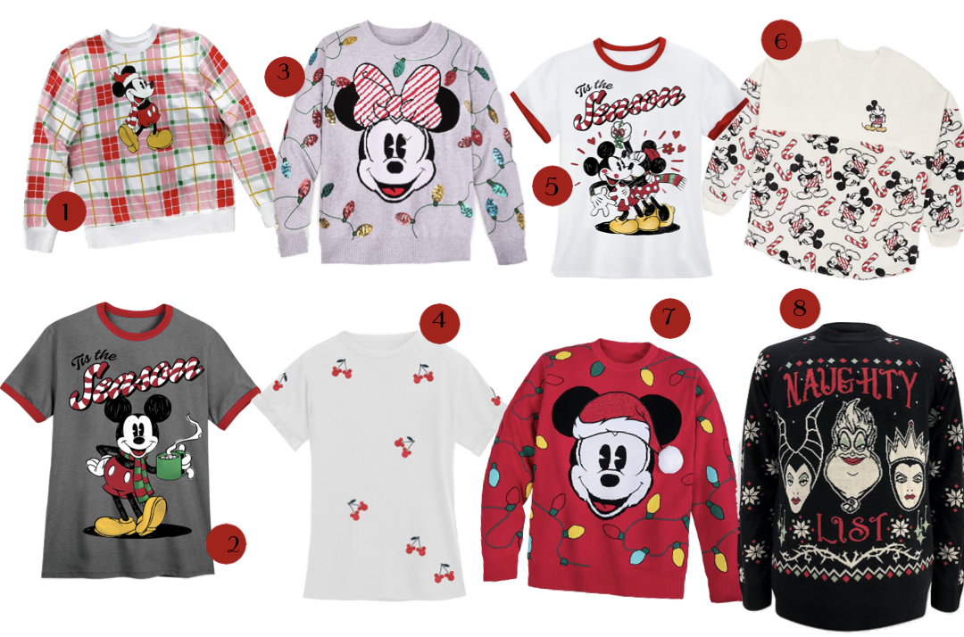 ShopDisney Holiday Collection
