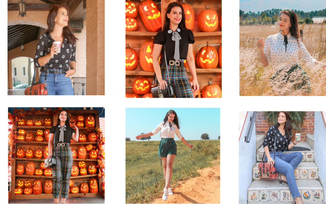 MODCLOTH FALL STYLE LOOKBOOK