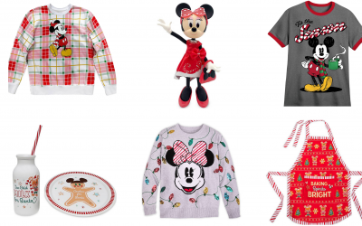 SHOPDISNEY HOLIDAY COLLECTION GIFT GUIDE