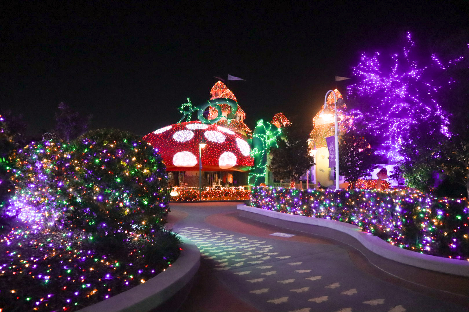 Night of a Million Lights, Best Holiday Lights in Orlando