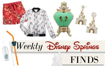 WEEKLY DISNEY SPRINGS FINDS AND DISNEY WORLD SOUVENIRS