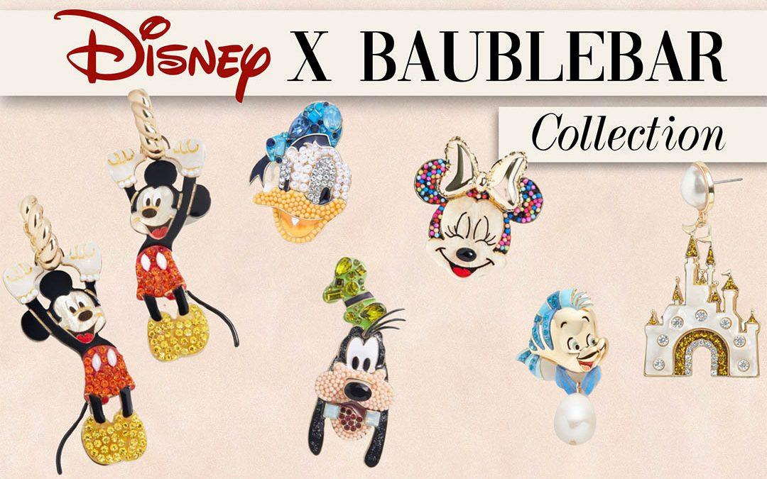 Disney Earrings, Baublebar Disney